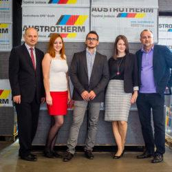 Tlacova konferencia so spolocnostou Austrotherm, 2.6.2016, Bratislava, Slovenska republika