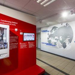 Visitor centrum