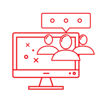 ikona Správa sociálnych sietí